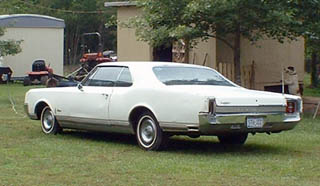Oldsmobile Starfire photo, project cars for sale
